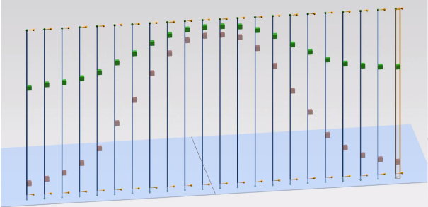 Screen capture of Spikemark 3 Simulator