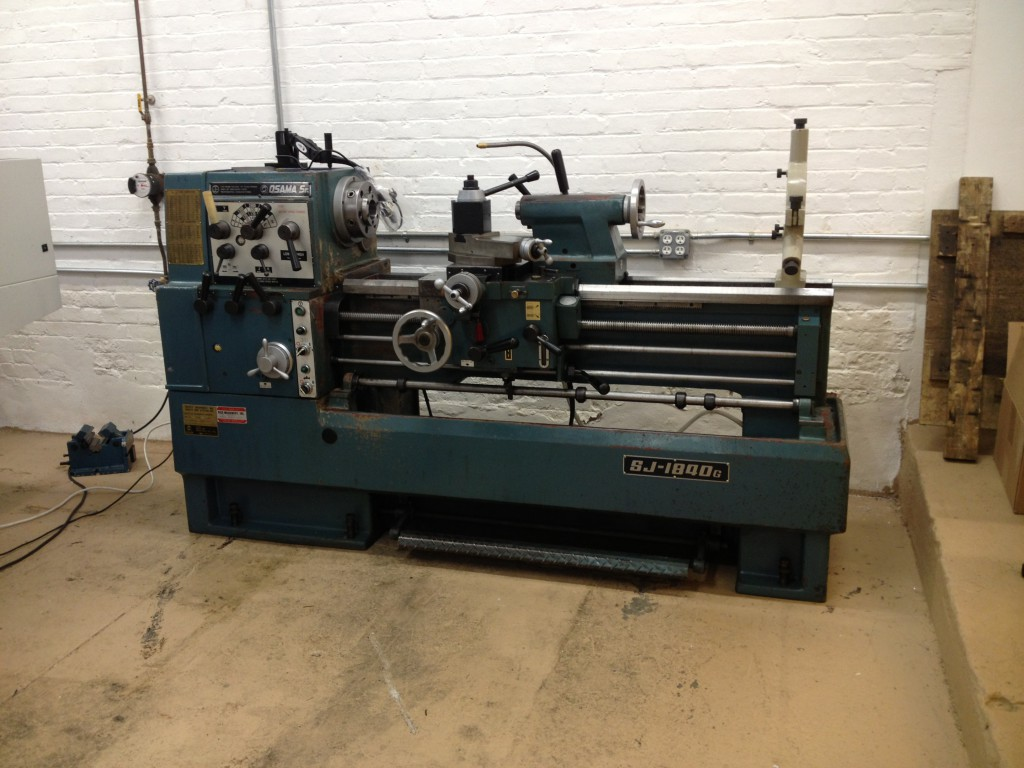 Creative Conners New Lathe