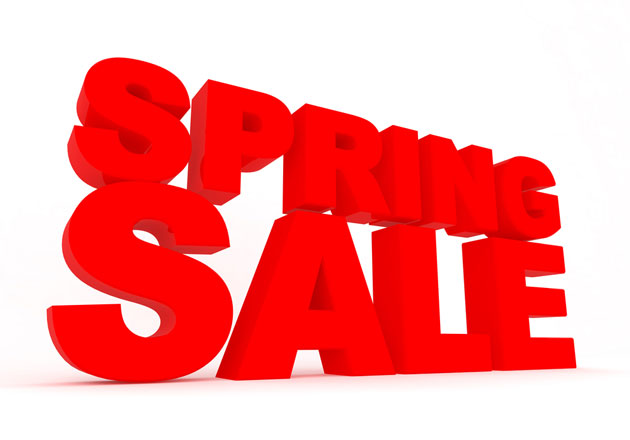Creative Conners spring sale image