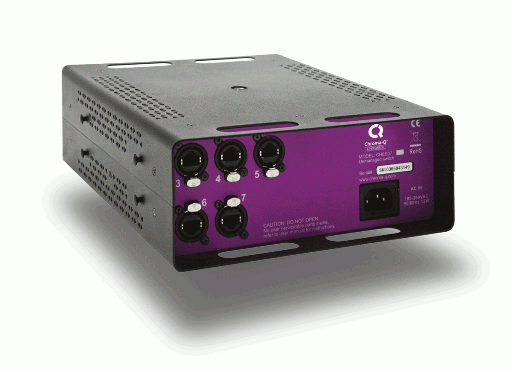 A.C. Lighting Chroma-Q Magic Box Etherswitch 7 image