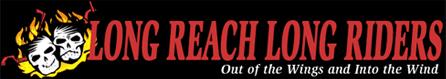 Long Reach Long Riders logo