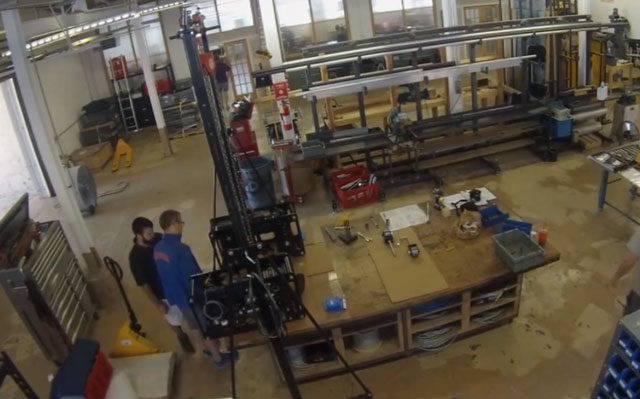 Creative Conners assembly video