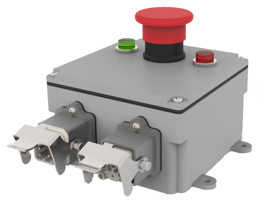 Image of Showstopper remote for safe scenic automation