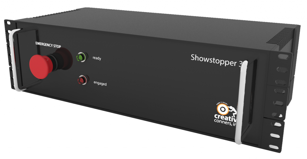 Image of Showstopper 3 Base emergency stop and cue controller