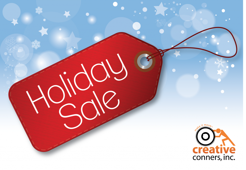 Holiday sale on all of our automation gear